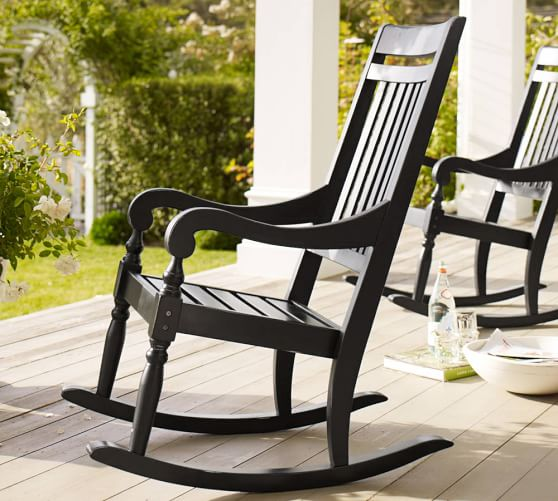 rocking chairs scary furniture pieces