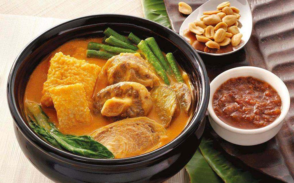 Filipino food Kare-Kare