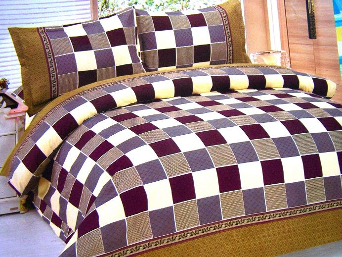 bed sheet and pillow case designs