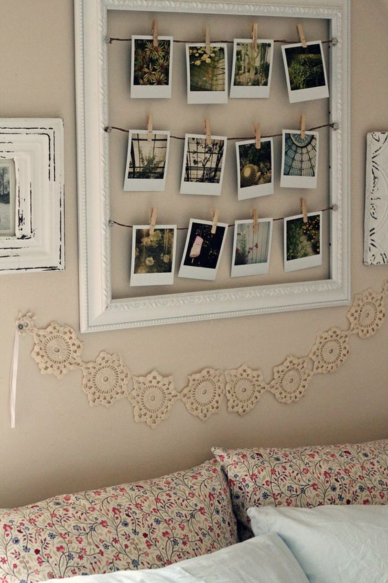 pictures inside the bedroom