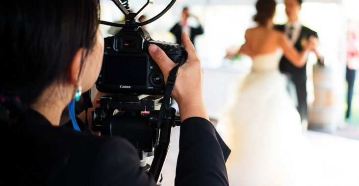 importance of wedding videographers