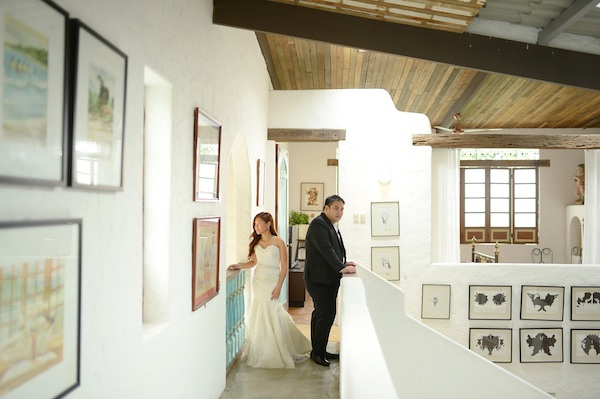 couple shot at pinto art gallery