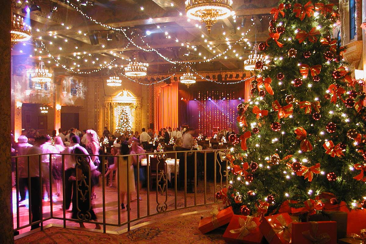 christmas party venue - The Best Christmas Party Ever