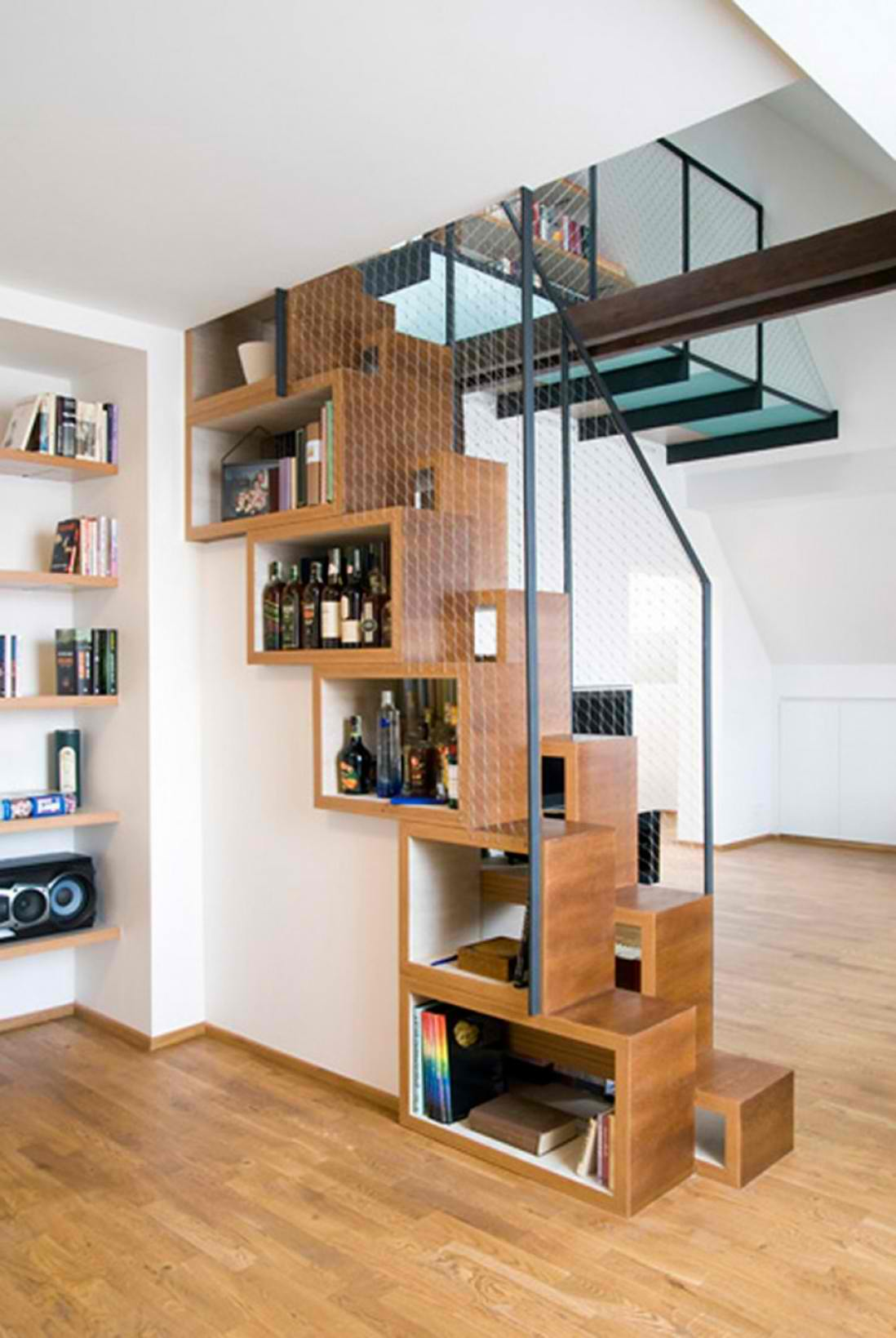 7 smart design solutions for small spaces gawin for Small spaces ideas for small homes