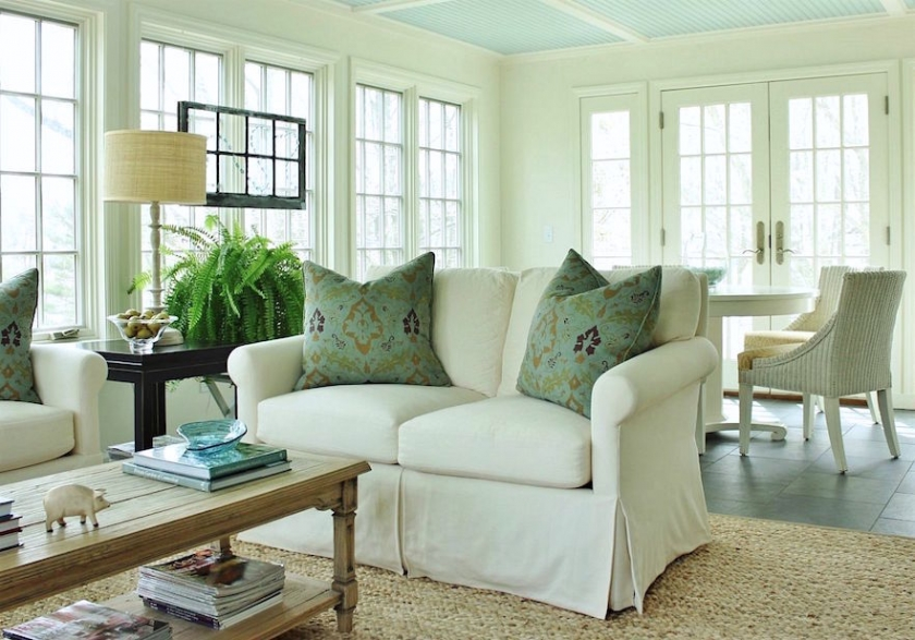 6 Fresh Paint Colors To Make Your Home Lively This Summer