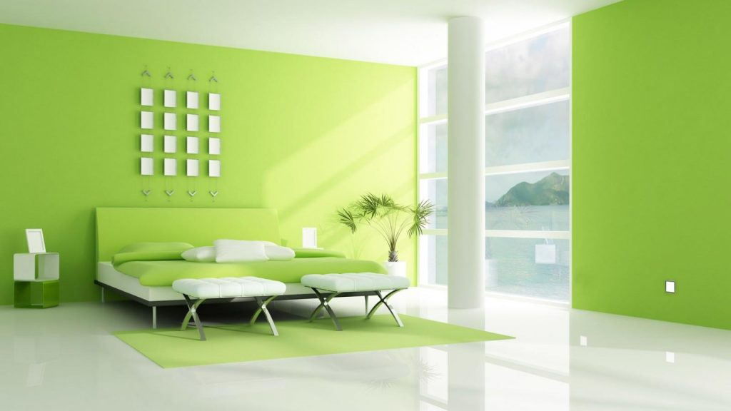 6 Fresh Paint Colors to Make Your Home Lively This Summer4