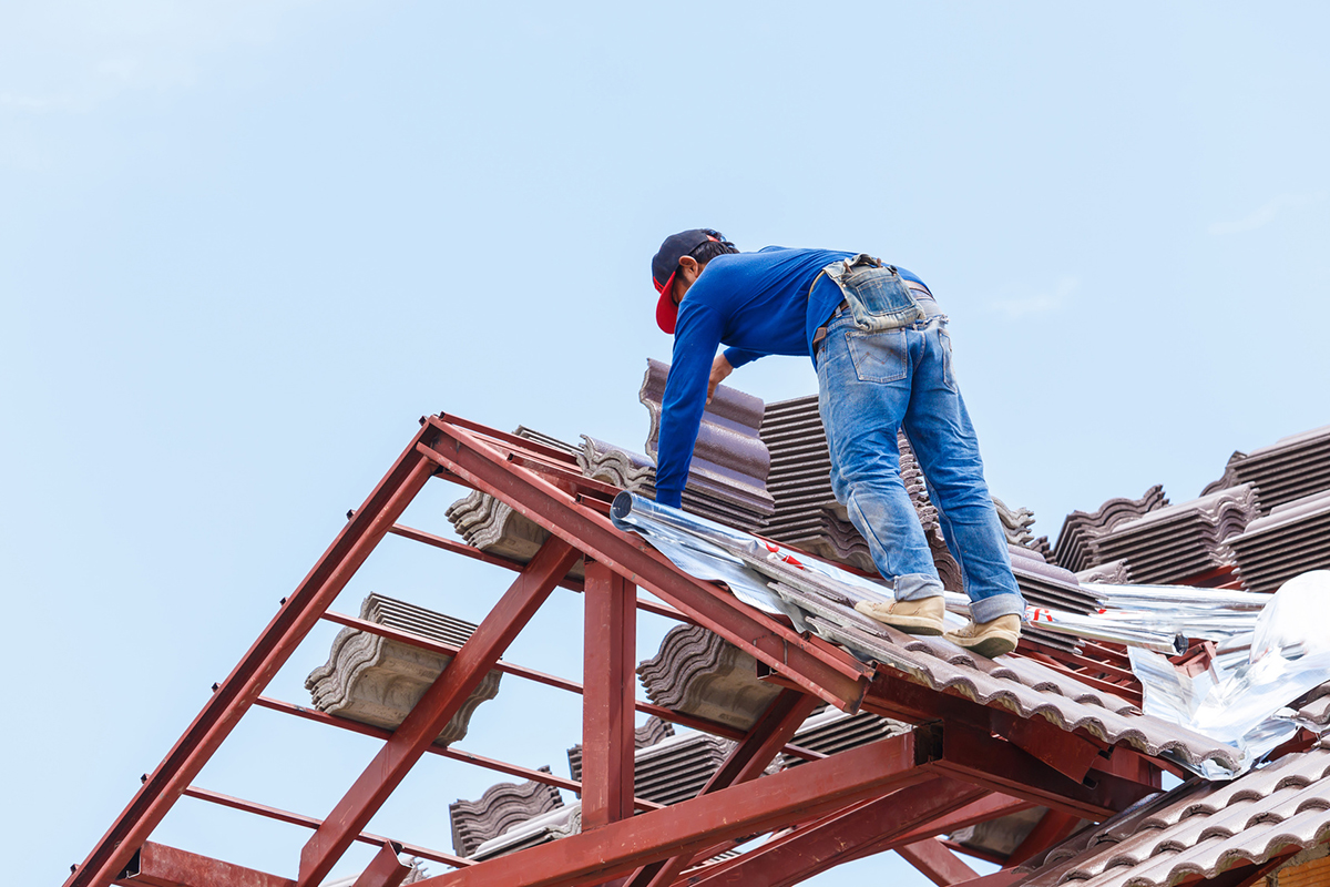 6 Steps to Choosing The Right Roofing Contractor – Gawin