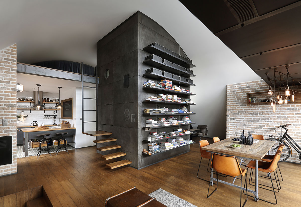 here are some of the best hipster apartments we've seen – gawin -
