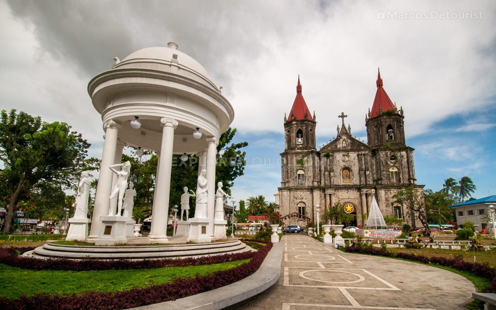 Molo Church in Molo, Iloilo City, Philippines