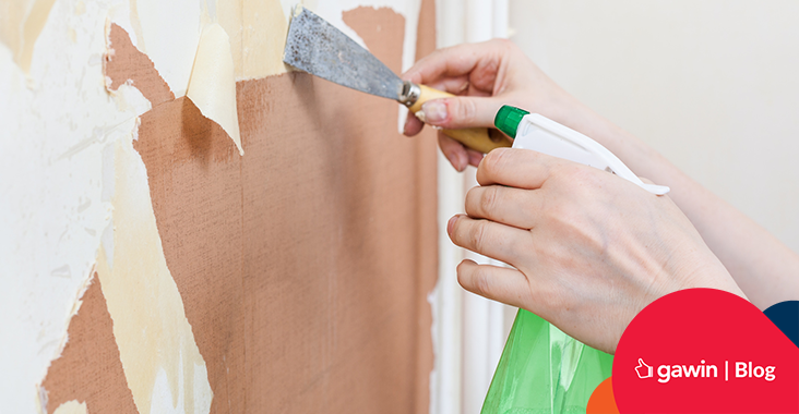 Effective Ways to Remove Wallpapers Without Damaging Your Wall