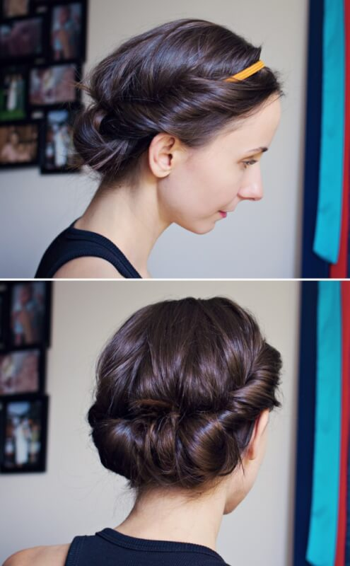 Easy Updos You Can Do Yourself Gawin