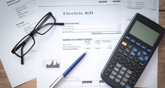 Sudden Spike In Electricity Bills