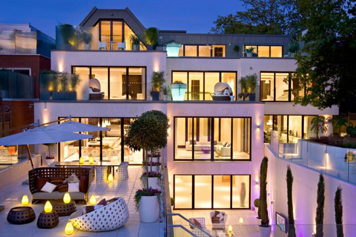 mesut ozil london mansion feature