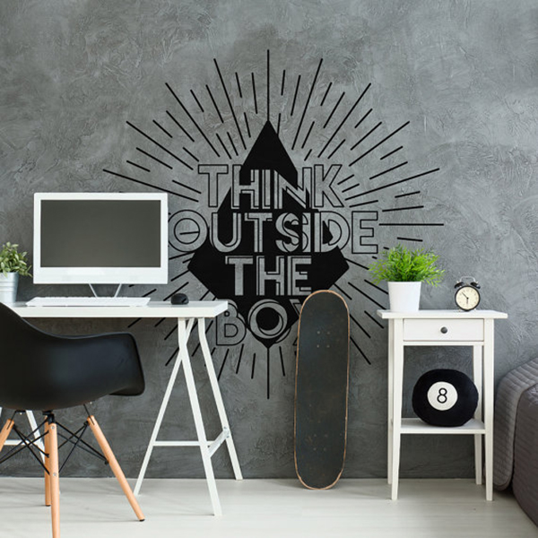Office Decal