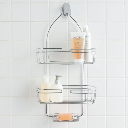 shower caddy for bathroom