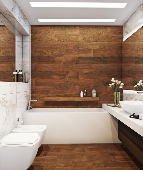 faux-wood-bathroom