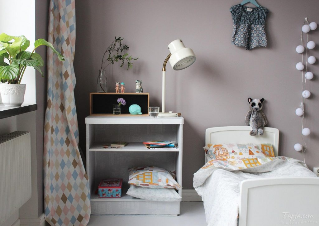 pastel room for kids