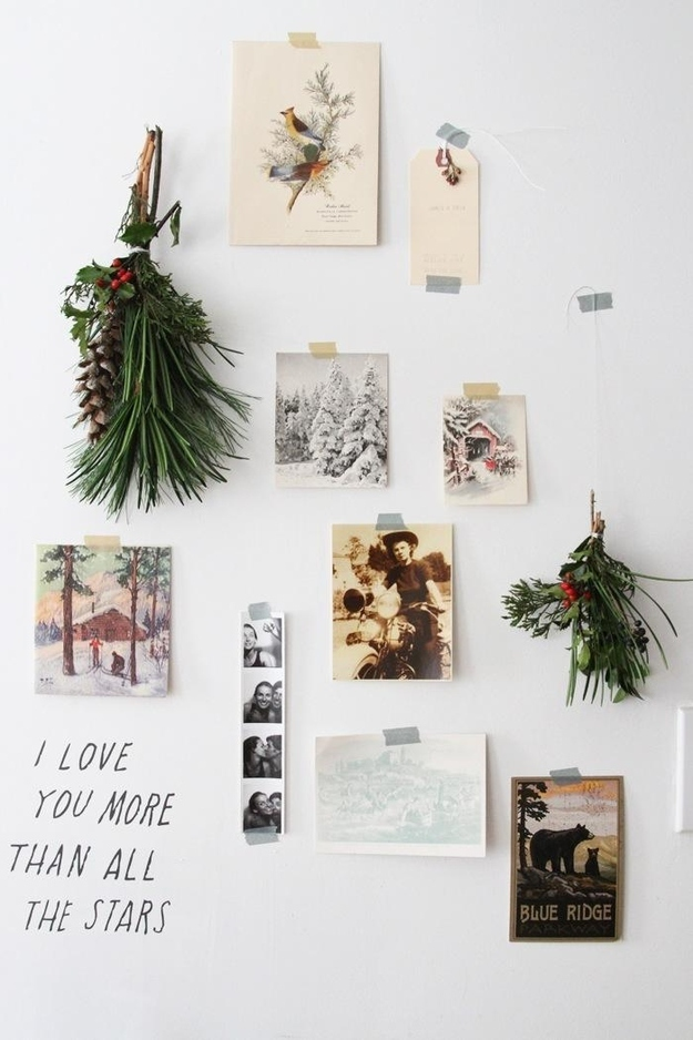 holiday-cards-on-wall