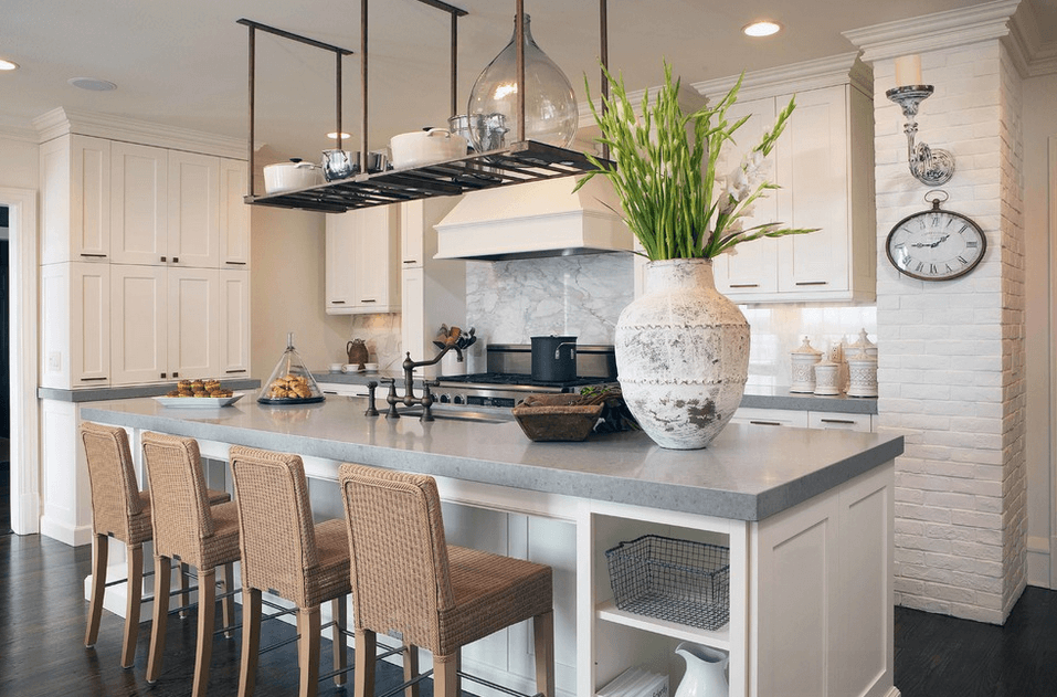 amusing kitchen island counter | 6 Useful Things About Kitchen Island Counters You Should Know