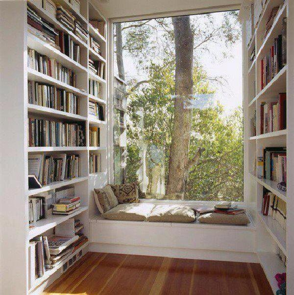 book den by the window