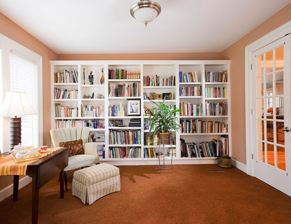 Astonishing Every Book Lover Needs A Book Den Heres How To Make One Largest Home Design Picture Inspirations Pitcheantrous