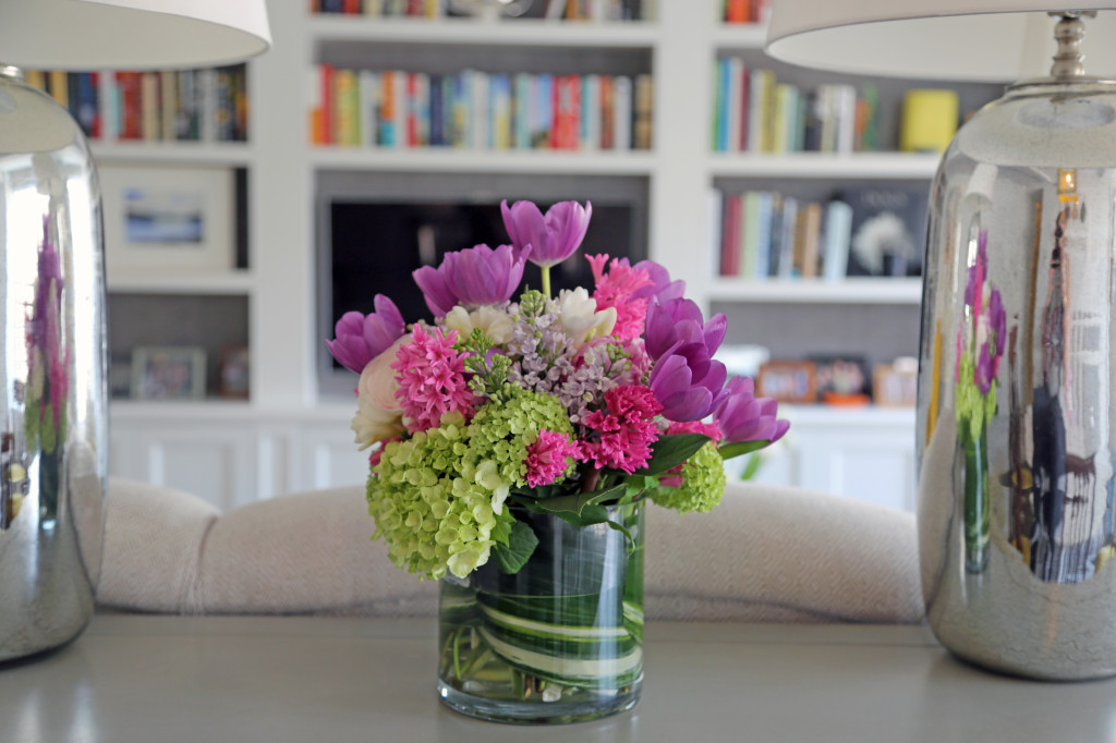 Place Fresh Flowers Around The House Part 52