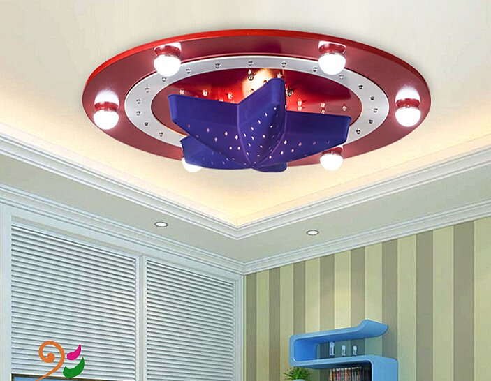 captain america ceiling lamp
