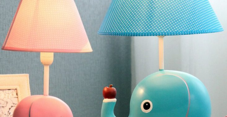 elephant desk lamps