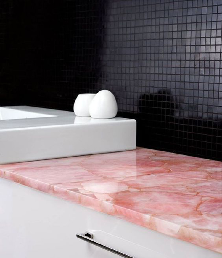 Red Quartz Kitchen Countertop: Why You Absolutely Need A Rose Quartz Countertop In Your