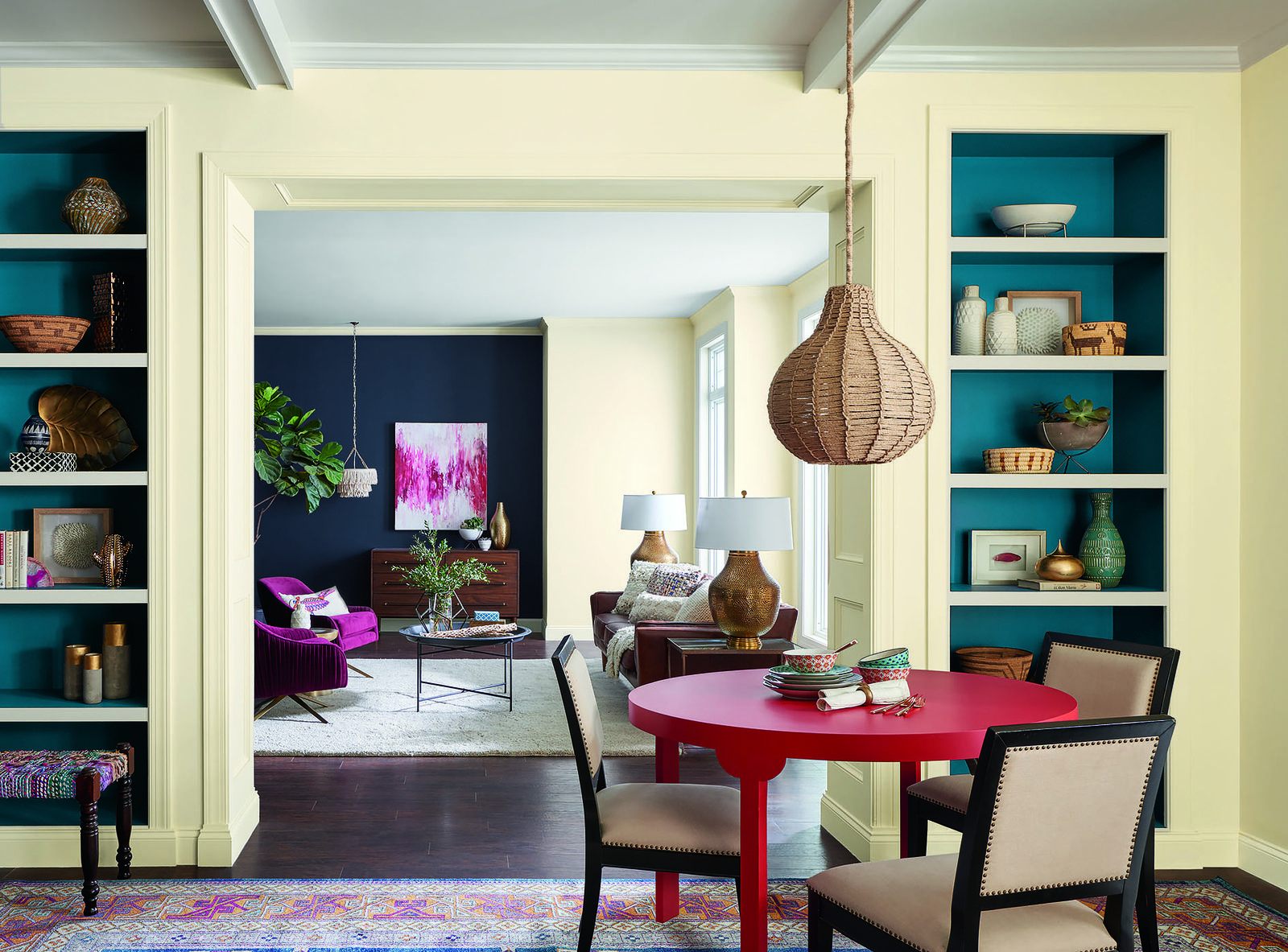 Interior Colour Trends For 2018 It 39 S Time To Get Cracking
