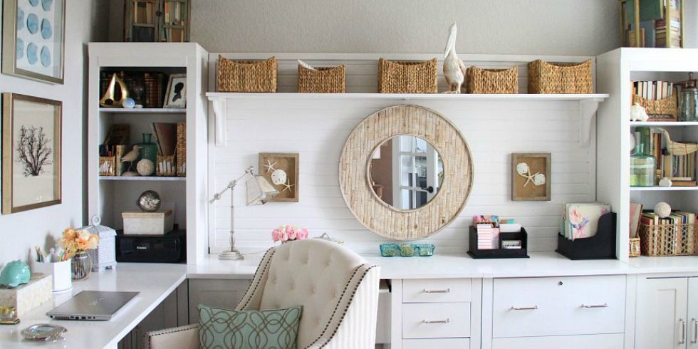 6 Beautiful Home Office Designs That Boost Productivity – Gawin