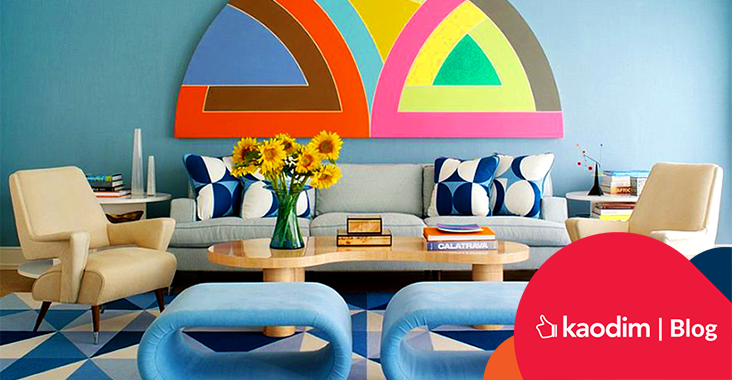Be Inspired By These Groovy Interiors From The 60s And 70s