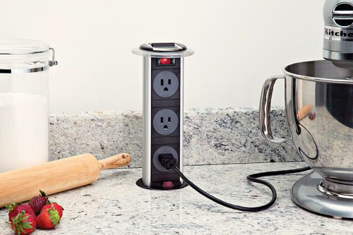 kitchen power outlet
