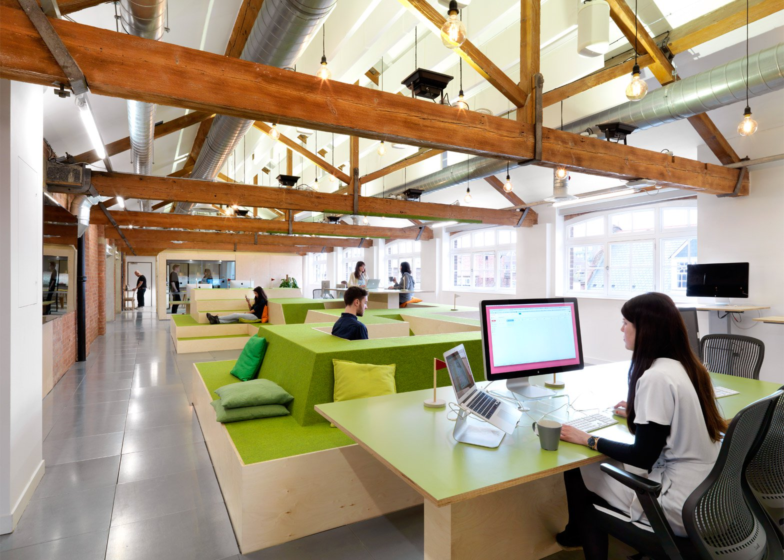 open office concepts. Open Office Concepts. Concept. Photo Credit: Dezeen Concept Concepts H C