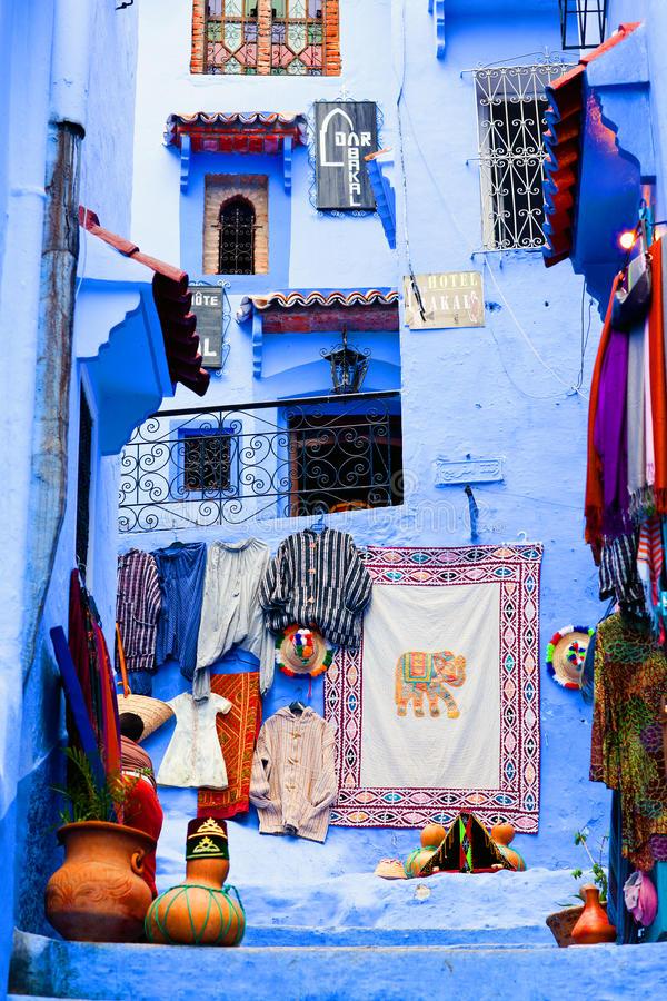 the medina chefchaouen