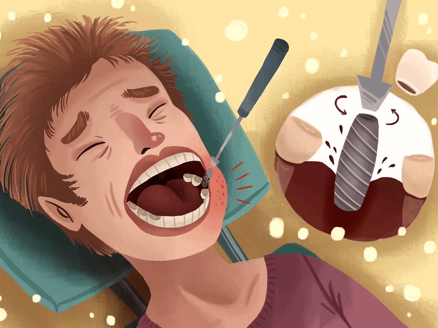 牙齒是食物消化吸收的第一道關卡,如果無法順利進食,人體攝取各種養分的過程,可能受到阻礙,或是營養的種類與份量受到限制,不僅造成體重減輕、營養不良,身體各部位的機能也會受到影響,免疫能力也會降低,到頭來更容易受到各種疾病的侵害。
