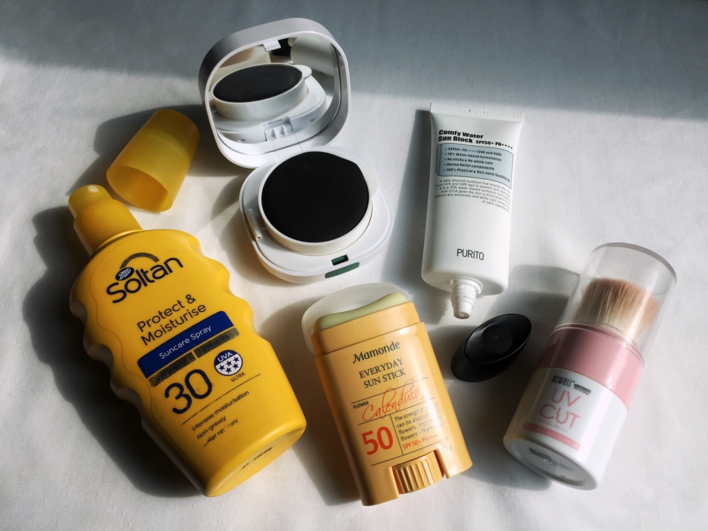 Know Your Sunscreen Options!
