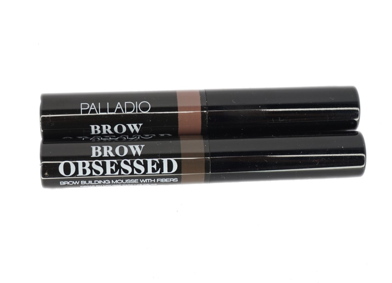 Palladio Brow Obsessed Mousse With Fibers Review