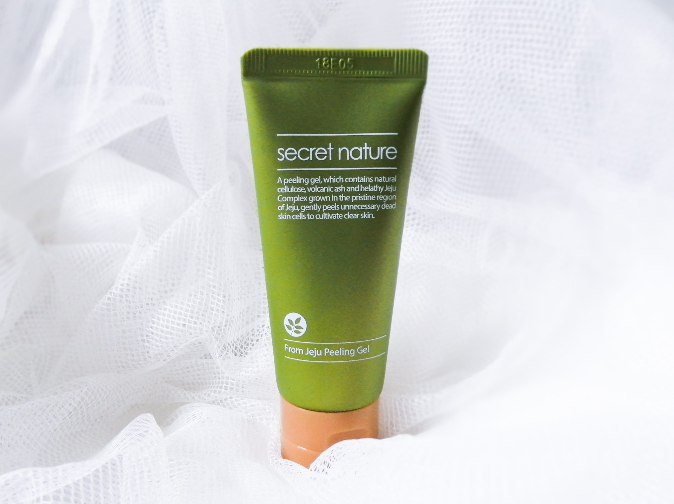 Secret Nature from Jeju Peeling Gel Review