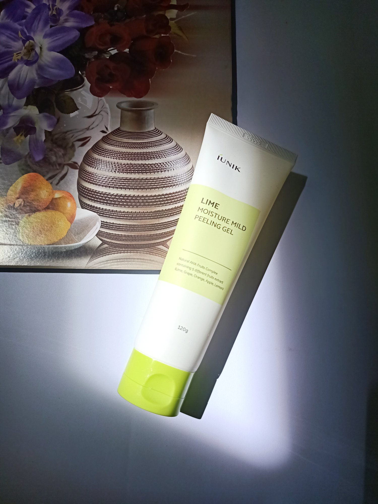 iUNIK Lime Moisture Mild Peeling Gel Review