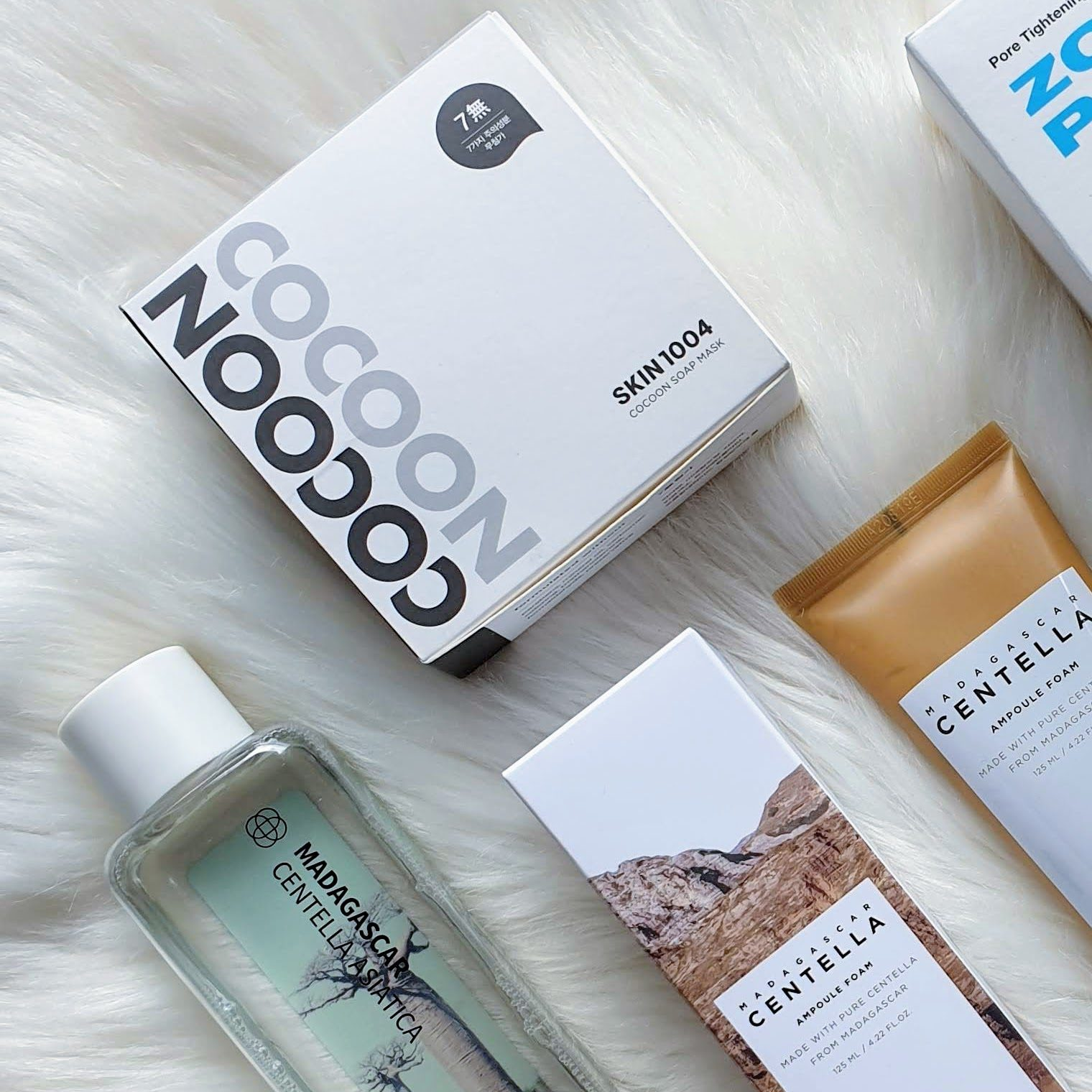 SKIN1004 Cocoon Soap Mask | Review