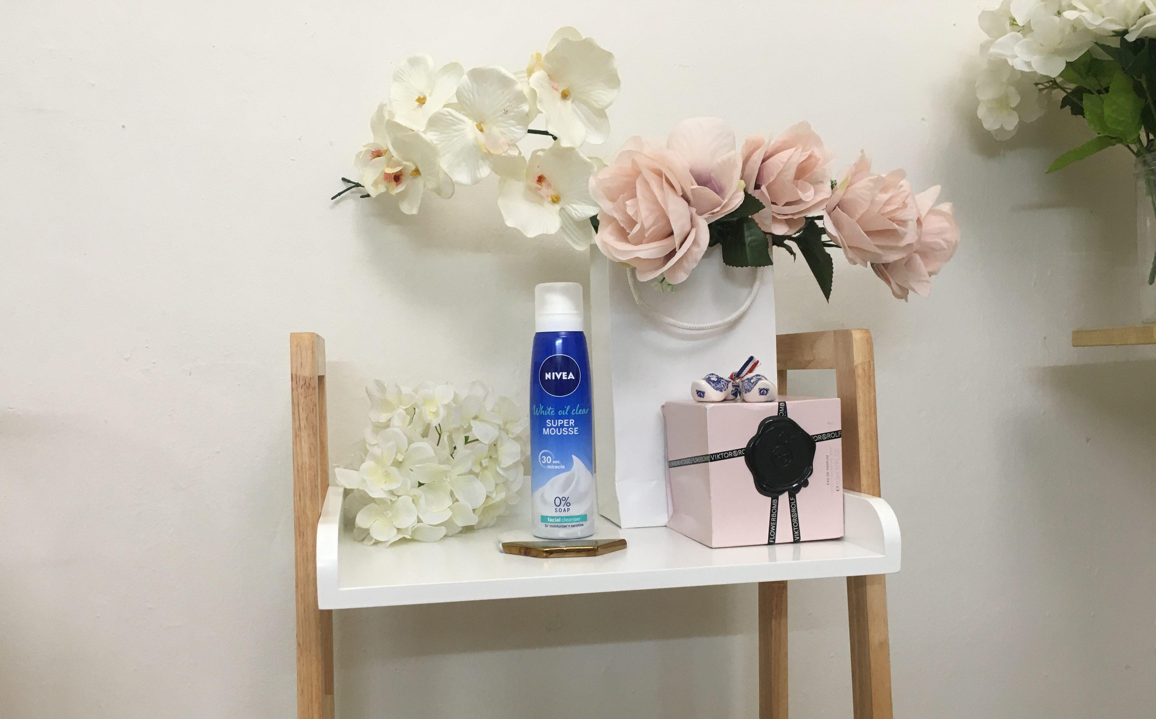 Nivea Pearl White Super Mousse Facial Cleanser Review