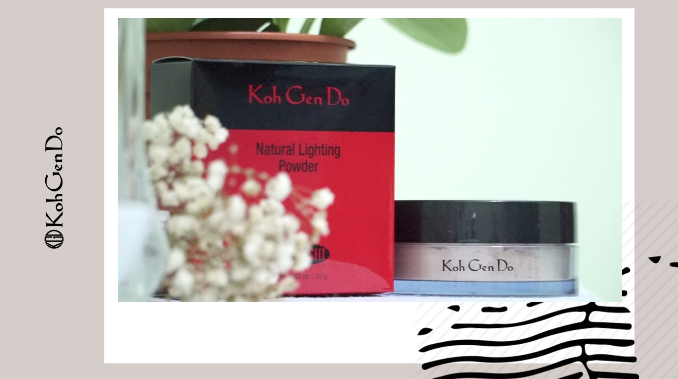 Koh Gen Do Maifanshi Natural Lighting Powder | Review