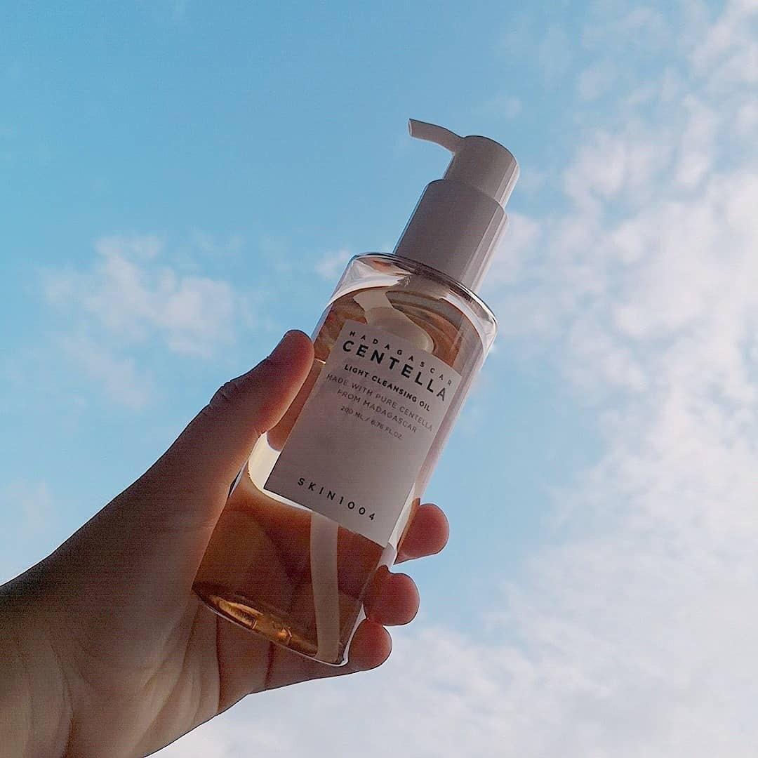 Cleansing Oil My Oily Skin Loves | Skin1004 Madagascar Centella Light Cleansing Oil