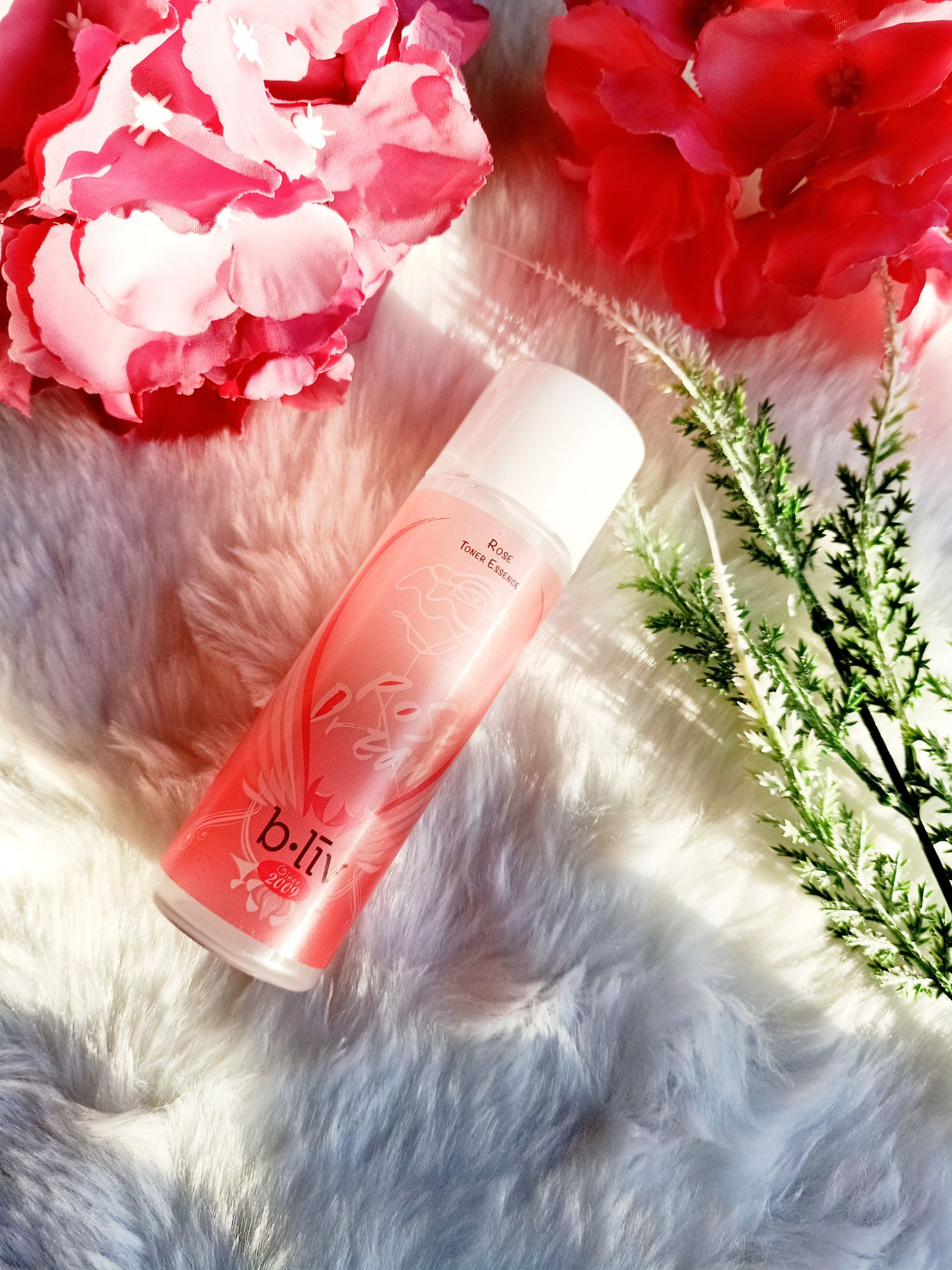 B.liv Rose Dream Toner Essence | Review