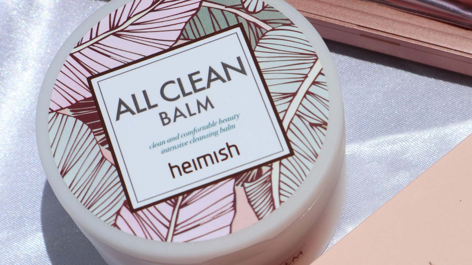 Best Cleansing Balm Ever? Heimish All Clean Balm Review
