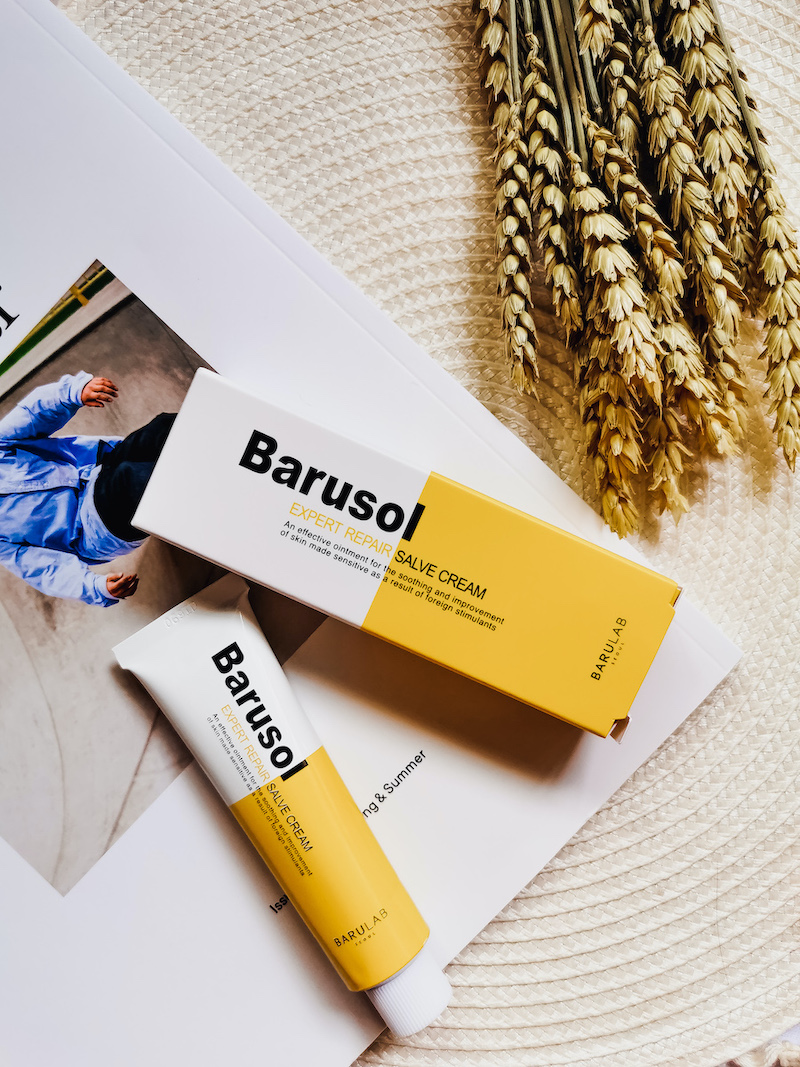 Barulab Barusol Expert Repair Salve Cream Review