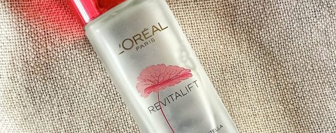 REVIEW | L'Oreal Centella Essence Water