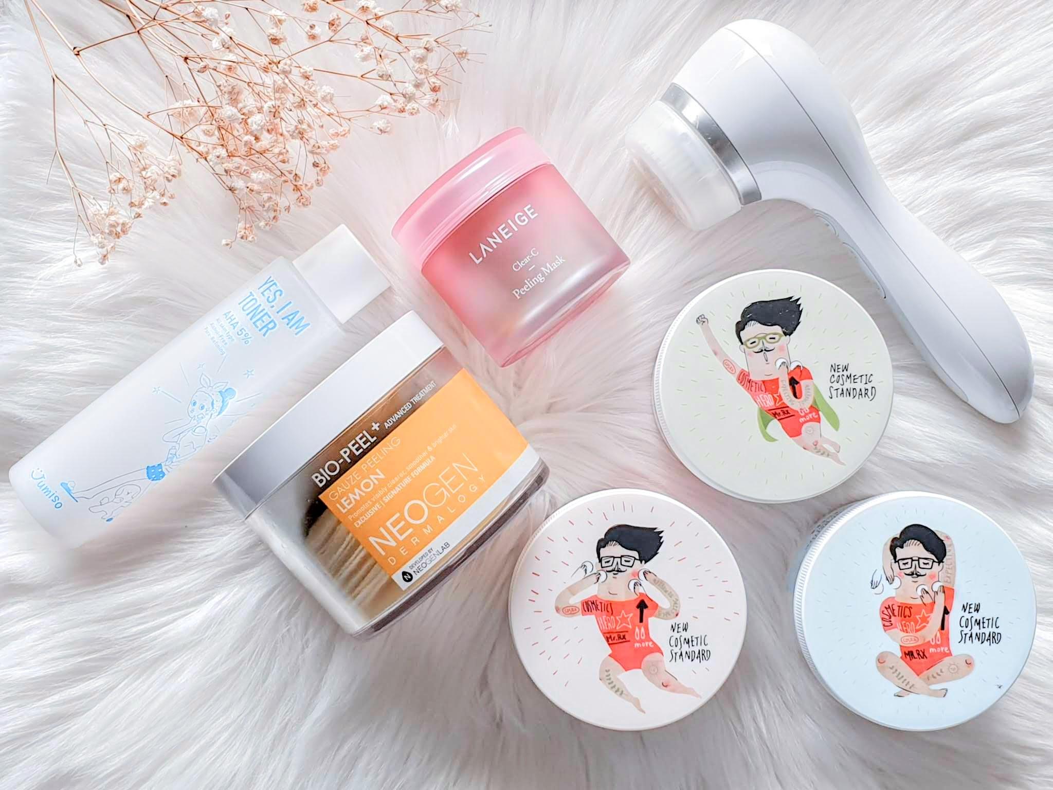 The Essentials | Exfoliating Skincare Products