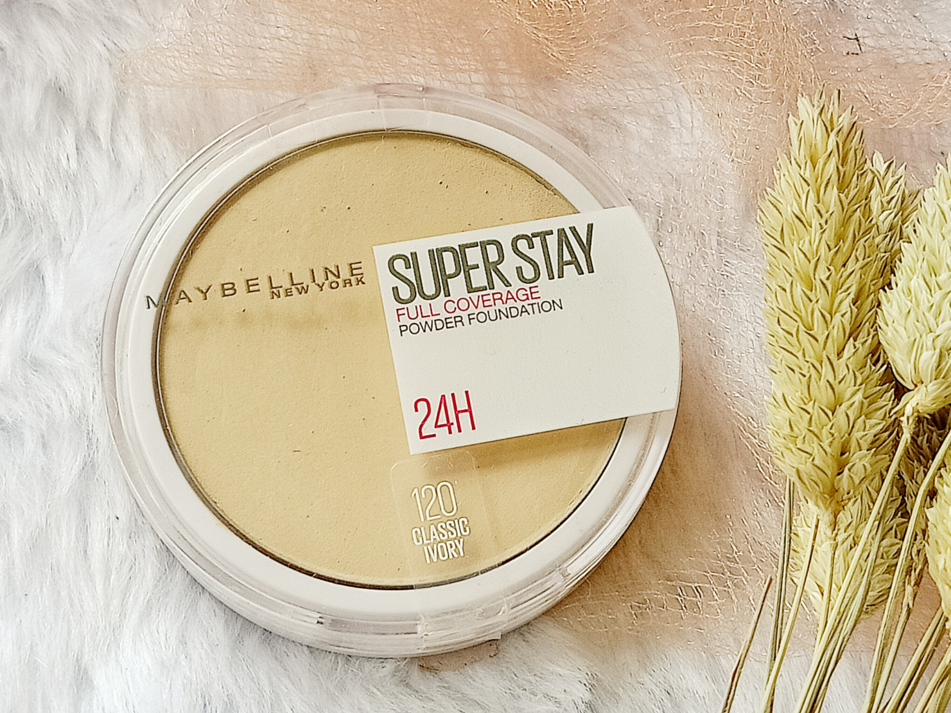REVIEW | Maybelline Superstay Powder Foundation